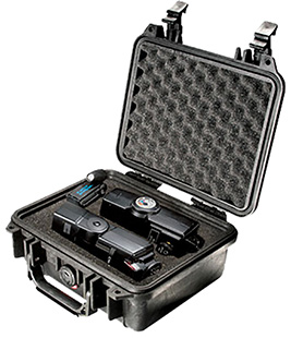 PELICAN 1200 PROTECTOR CASE BLK - for sale