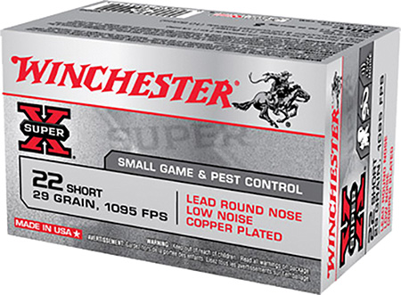 Winchester - Super-X - .22 Short for sale