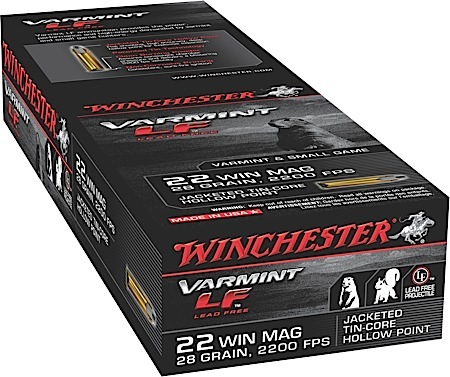 Winchester - Varmint LF - .22 Mag for sale