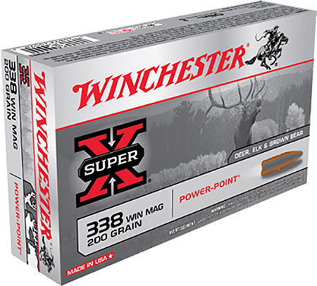 Winchester - Super-X - .338 Win Mag for sale