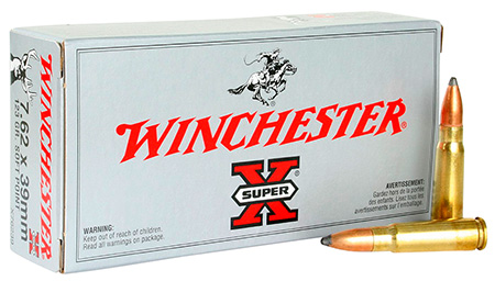 Winchester - Super-X - 7.62x39mm for sale