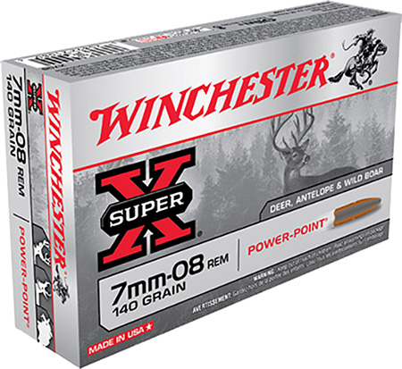 Winchester - Super-X - 7mm-08 Rem for sale