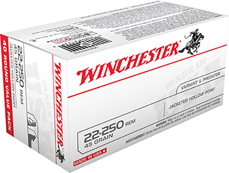 Winchester - Best Value - .22-250 for sale