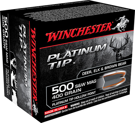 Winchester - Supreme - .500 S&W Mag for sale