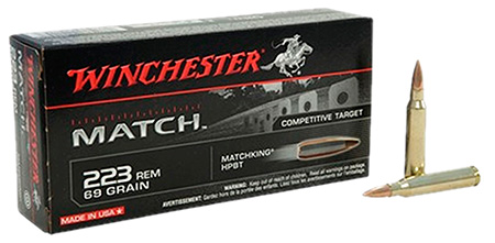 Winchester - Match - .223 Remington for sale