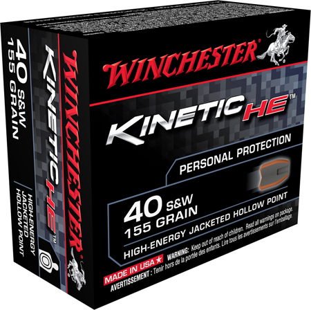Winchester - Kinetic High Energy - .40 S&W for sale