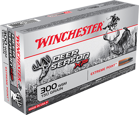 WIN DEER SEASON 300WSM 150GR 20/200 - for sale