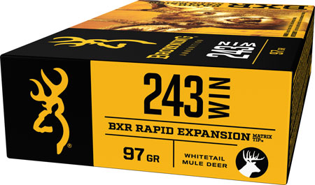 Browning - BXR Rapid Expansion - 243 Winchester for sale
