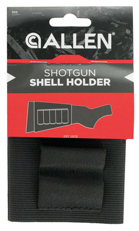 ALLEN HOLDER-SHT CART BUTTSTK BLK - for sale