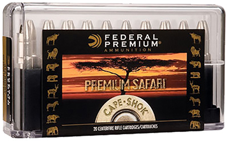 Federal - Premium - 9.3x62mm for sale