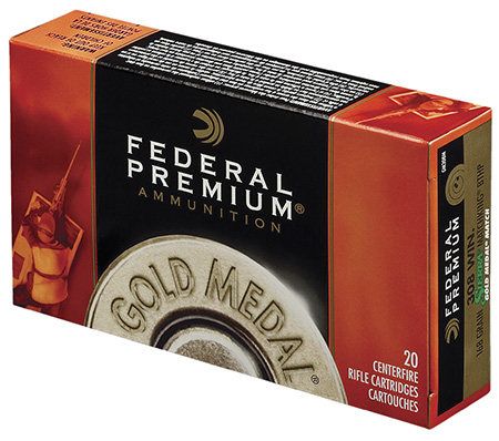Federal - Gold Medal - .338 Lapua Mag for sale