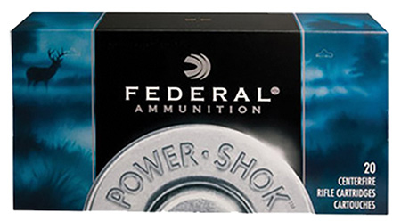 Federal - Power-Shok - 222 Remington for sale