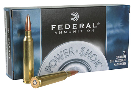 Federal - Power-Shok - 7mm Rem Mag for sale