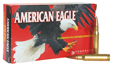 FED AM EAGLE 308 150GR FMJ 20/500 - for sale