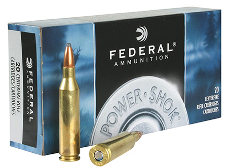 Federal - Power-Shok - .243 Win for sale