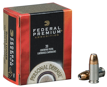 FED HYDRA-SHOK 32ACP 65GR JHP 20/500 - for sale