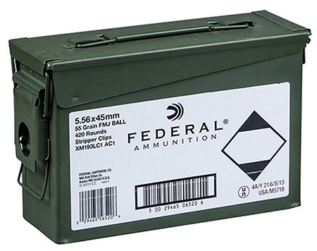 Federal - American Eagle - 5.56x45mm NATO for sale