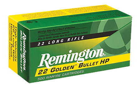Remington - Golden Bullet - .22LR for sale