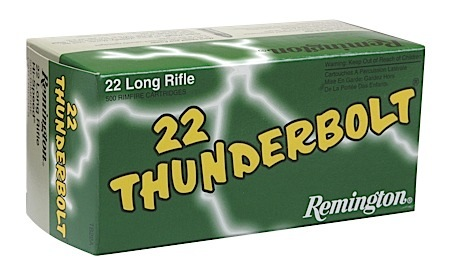 REM THNDRBT 22LR 40GR RN HS 500/5000 - for sale