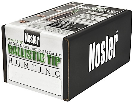 Nosler - Ballistic Tip - 30 Caliber for sale