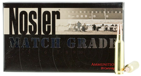 Nosler - Match Grade - .22 Nosler for sale