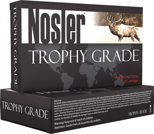 Nosler - Trophy Grade - .338 Win Mag for sale