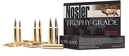 Nosler - Trophy Grade - 30-378 Weatherby Magnum for sale
