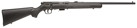 "SAV MKII F 22LR 21"" 10RD SYN/BL - for sale"