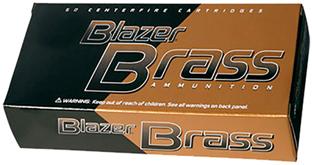 BLAZER BRASS 357MAG 158 50/1000 - for sale