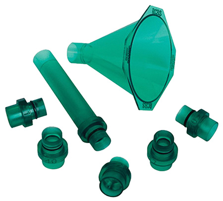 RCBS QUICK CHANGE POWDER FUNNEL KIT - for sale