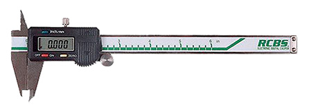 "RCBS ELECTRONIC DIGITAL CALIPER 0-6"" - for sale"