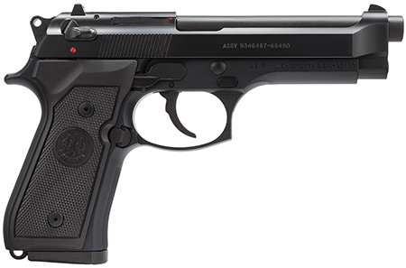 "BERETTA M9 9MM 4.9"" BL 2-15RD - for sale"