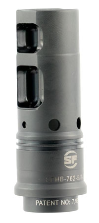 SUREFIRE SOCOM MB 7.62MM 5/8X24 AR10 - for sale
