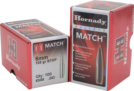 Hornady - Match - 22 Caliber for sale