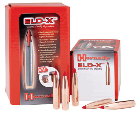 Hornady - ELD-X - 6.5mm for sale