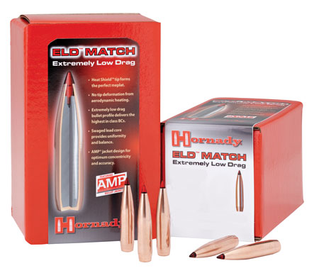 Hornady - ELD Match - 6.5mm for sale