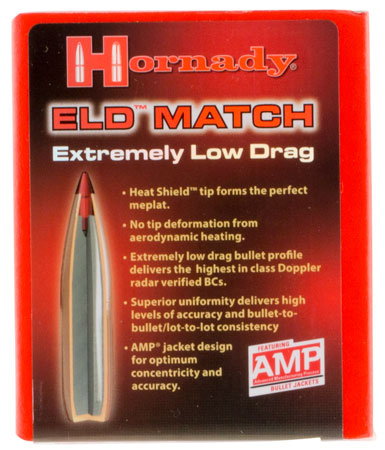 Hornady - ELD Match - 30 Caliber for sale
