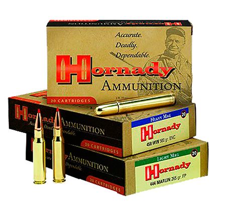 Hornady - Dangerous Game - .450-400 Nitro for sale
