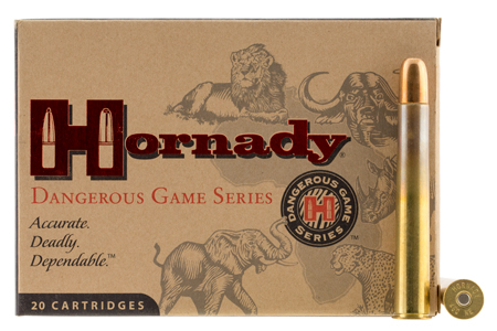 Hornady - Dangerous Game - 500 Nitro Express for sale