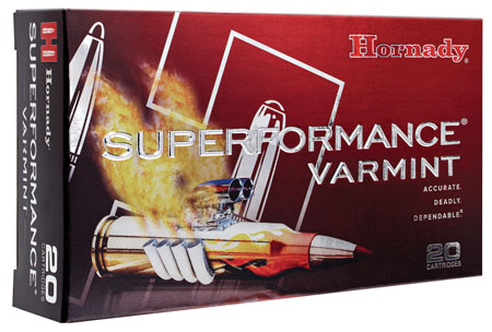 Hornady - Superformance Varmint - 222 Remington for sale
