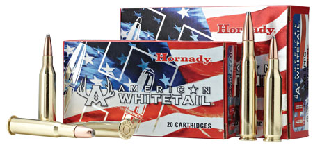 Hornady - American Whitetail - 6.5mm Creedmoor for sale