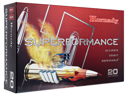 Hornady - Superformance - 6.5x55mm for sale