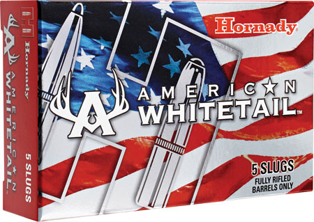"Hornady - American Whitetail - 12 Gauge 2.75"" for sale"