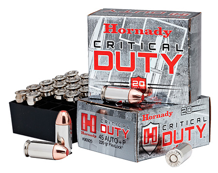 HRNDY 45ACP +P 220GR CRT DUTY 20/200 - for sale