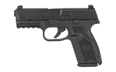 FN 509 MIDSIZE 4 9MM 15RD BLK - for sale