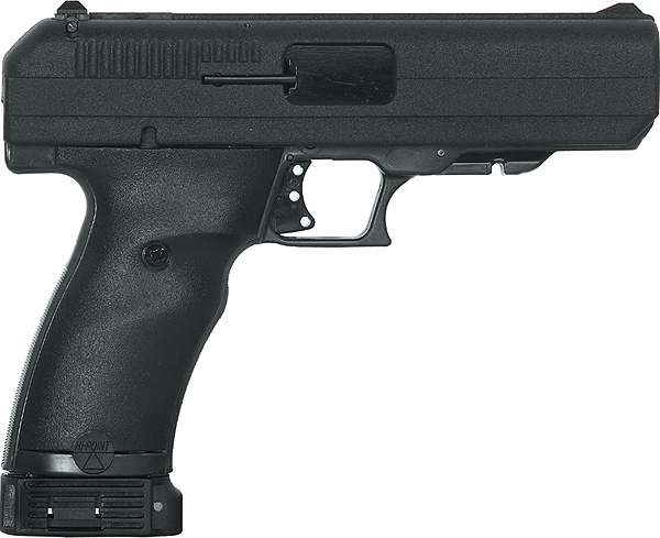"HI-PT 45ACP POLY 4.5"" 9RD BLK - for sale"