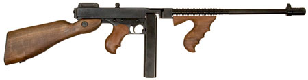 "AUTO ORD 1927A-1 DLX 18"" 45ACP 20RD - for sale"