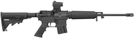 "BUSHMASTER QRC 223REM 16"" 30RD W/MRD - for sale"