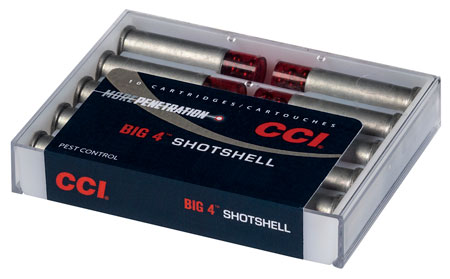 CCI 9MM #4 SHOTSHELL10/200 - for sale