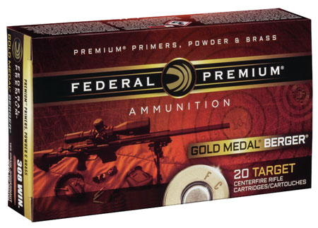 Federal - Gold Medal - 6.5mm Grendel for sale